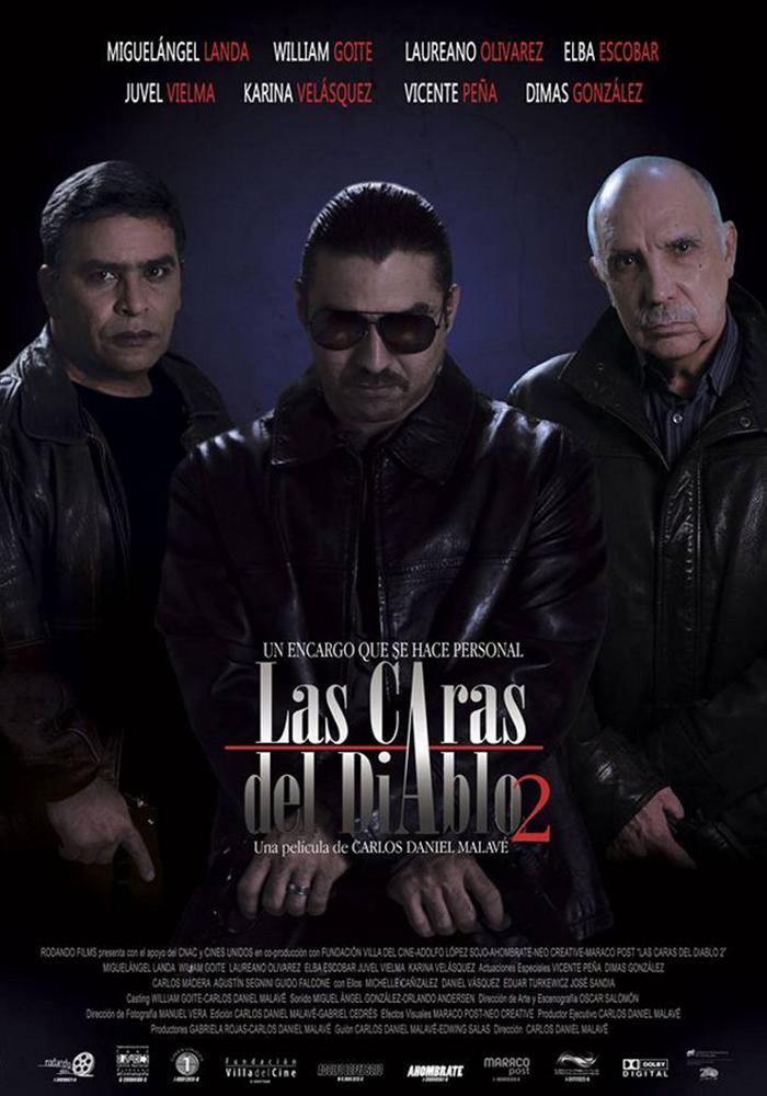 Cine - Las Caras del Diablo 2