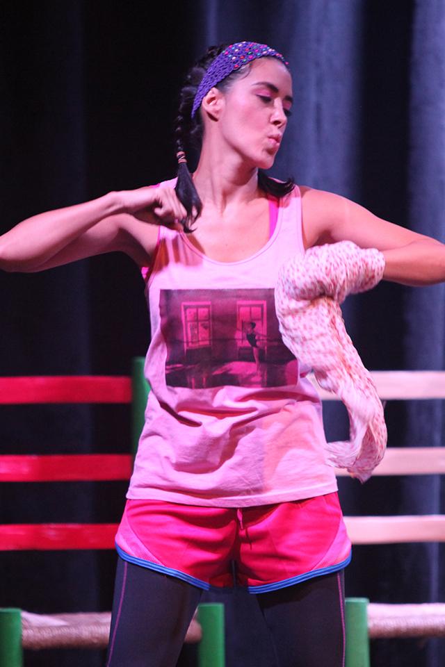 Karina Velasquez – Teatro