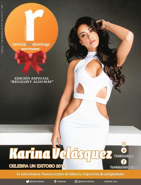 Karina Velasquez – Portadas