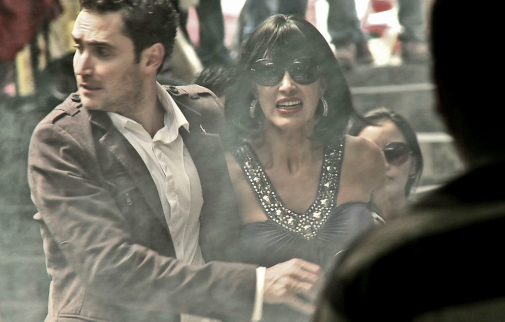 Karina Velásquez – Cine – Todo por la Taquilla