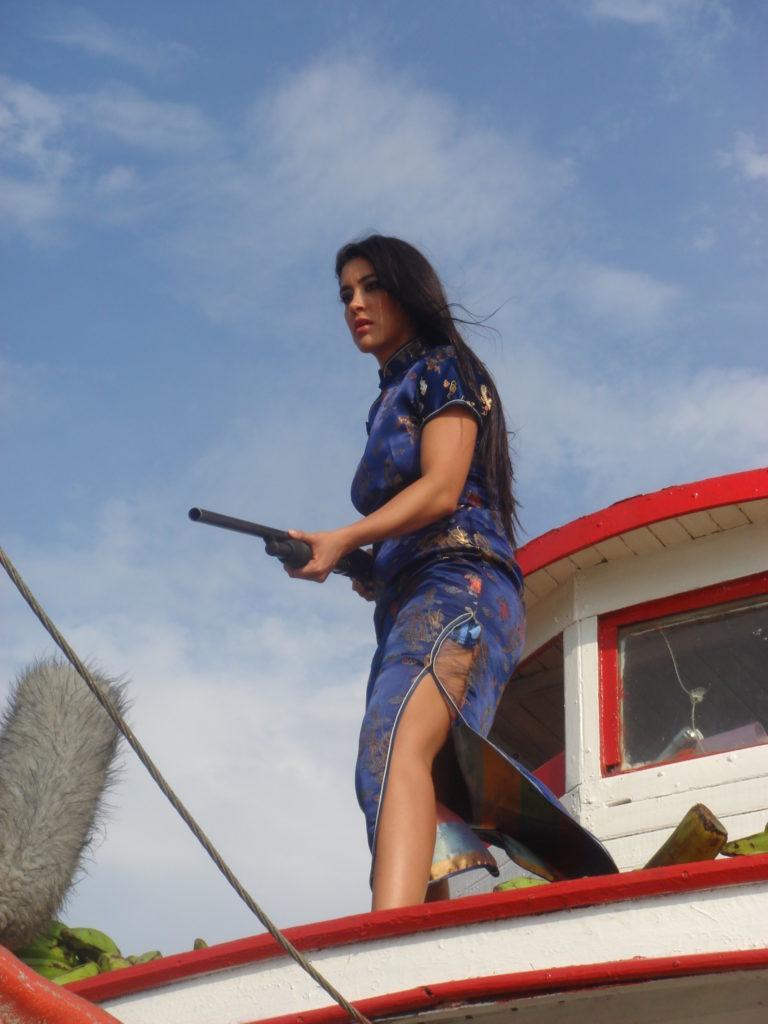 Karina Velasquez – Cine – Wayuu La Niña de Maracaibo
