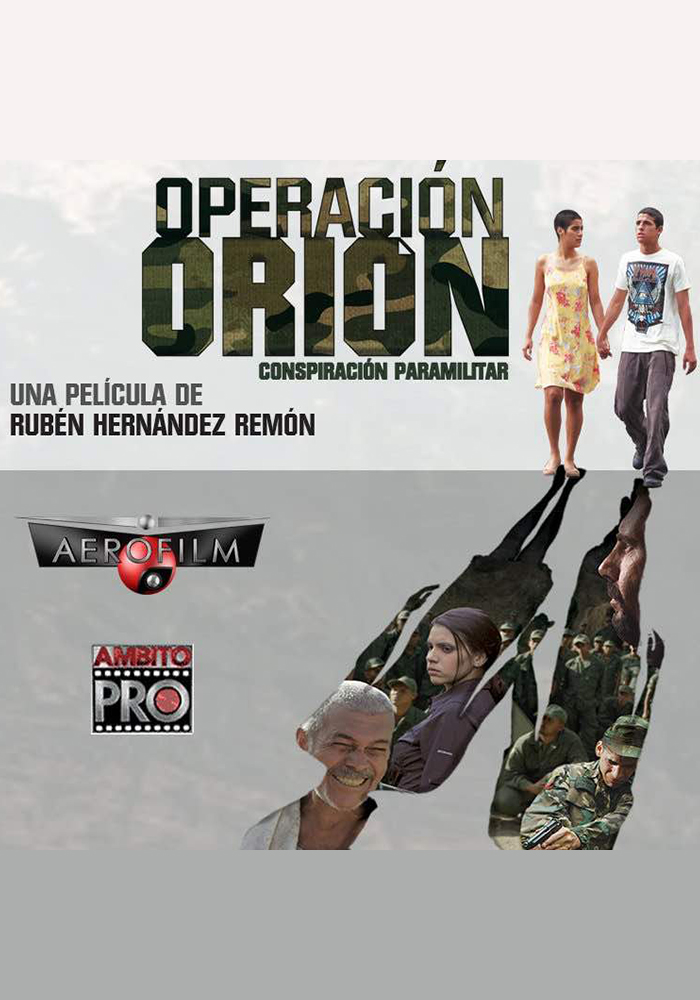 Cine - Operación Orión