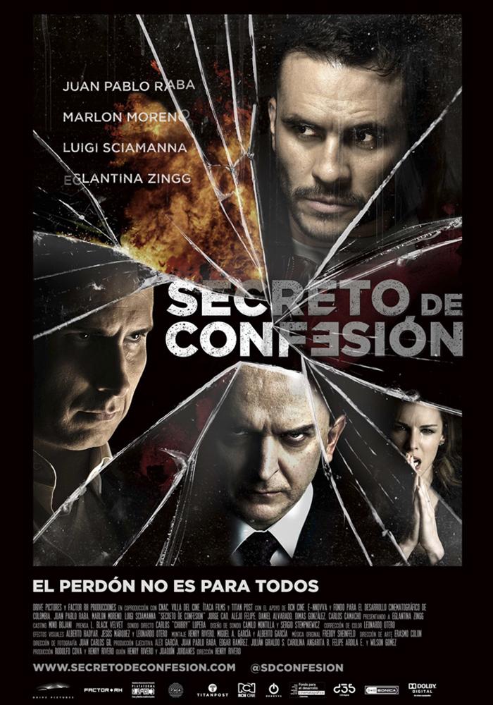 Cine - Secreto de Confesión